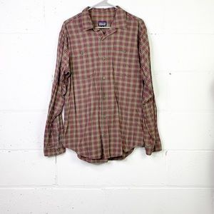 Patagonia mens button down